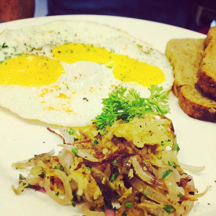 Good Luck Cafe Pune Breakfast Menu