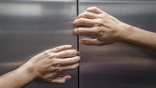 Chinese Woman elevator 3