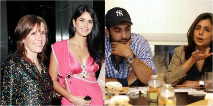 Katrina Kaif's Mother Reaches Mumbai, Might Meet Up With ...