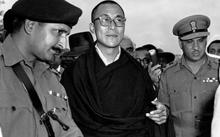 Dalai Lama coming to India