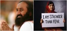 Sri Sri Says Malala Didn't Deserve Nobel Prize Win, Gets Ripped Apart Online