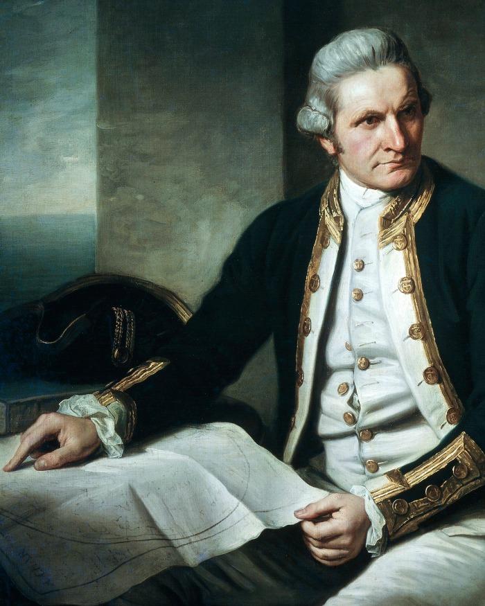 Captain Cook: Researchers Find Captain Cook's Famous Ship That