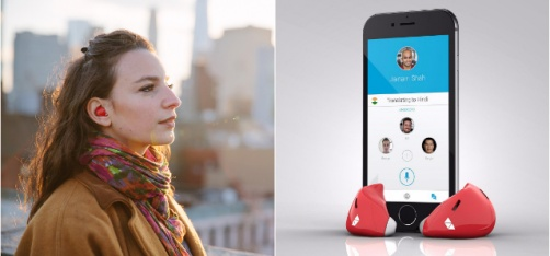 This Insane Wireless Earplug Translates Foreign Languages In Real Time!