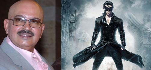 Director Rakesh Roshan Booked For 'Stealing' Krrish 3 Story!