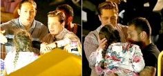 Watch: Brad Pitt Rescue A 6 YO Girl From A Crazy Stampede & Become A Real Life Superhero!