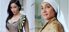 Ex Bigg Boss Contestant & Model Sofia Hayat Has Quit The Glamour World Only To Become A Nun!