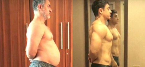Aamir Khan's 'Fat To Fit' Journey Inspired The Internet To Come Up With Some Really Funny Memes