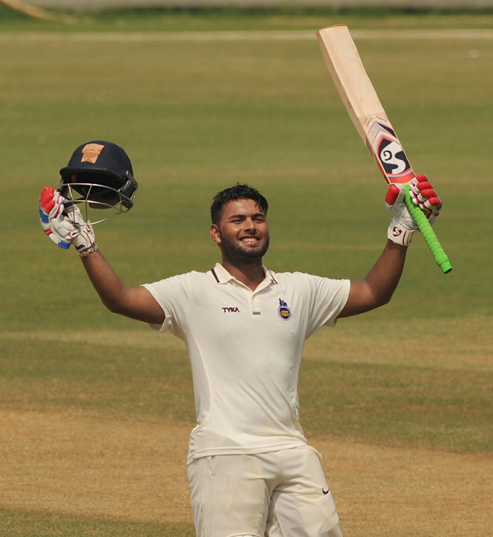 Delhi Wicketkeeper Rishabh Pant Just Smashed The Fastest ...