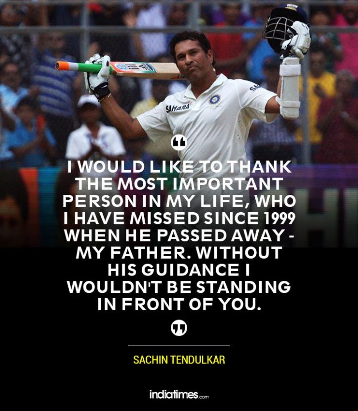 sachin tendulkar speech 3 Sachin tendulkar, arguably the most masterful batsmen in international cricketing history, he holds the most amount of records in the game of cricket.