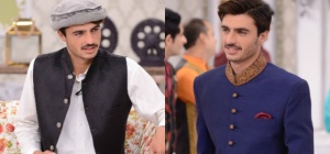 Pakistan's Famous Blue-Eyed Chaiwallah Appeared On A TV Show & Won Many Hearts All Over Again!