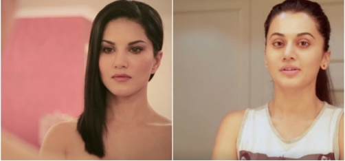Sunny Leone-Taapsee Pannu Are Spreading Breast Cancer Awareness Through These Informative Videos