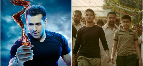 Aamir's 'Dangal' Trailer Is Out, Ranveer Replaces Salman And More From The World Of Entertainment
