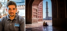 A Couple's Life Changed After A Photo At Taj Mahal, Thanks To This 'Cupid' Lensman