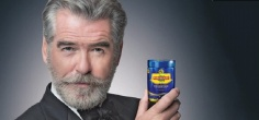 Pan Bahar Comes Clean, Claims Pierce Brosnan Knew He Wasn't Promoting Tooth Whitener