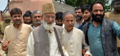 Shut Down All The Schools In Kashmir, Except For The One Where My Grandchild Is Studying, Hurriyat Chief Gilani's Logic