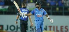 Virat Kohli Proves To Be A Thorn In New Zealand's Flesh Yet Again, Slams 26th ODI Hundred