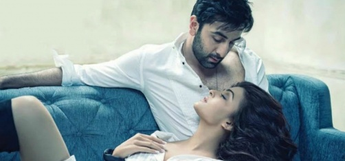 Ranbir Adorably Admits How Difficult It Was To Shoot Intimate Scenes With Aishwarya For ADHM