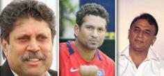 Imagine Sunil Gavaskar, Kapil Dev & Sachin Tendulkar On The Same Field! Yes It Actually Happened