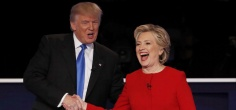 From Leaked E-mails To Gun Laws And ISIS This Is What Clinton And Trump Said In The First Presidential Debate