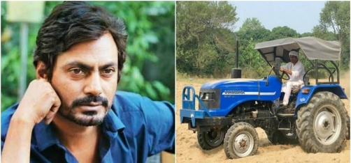 After Spreading Magic On The Silver Screen, Nawazuddin Siddiqui Shows His Expert Farming Skills