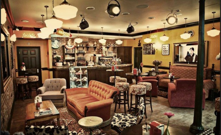 Cafe Central Menu Chicago