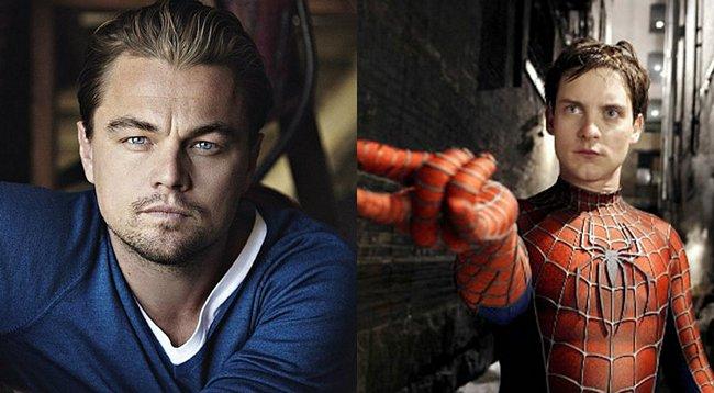 Resultado de imagem para Leonardo DiCaprio spider man