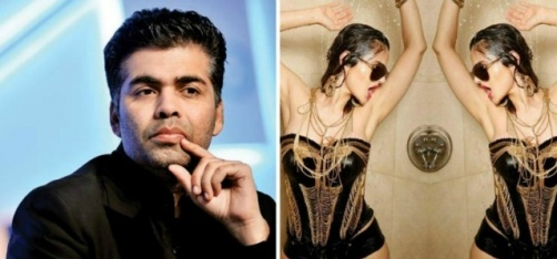 KJo Talks About Threats To ADHM, Ameesha Patel Gets Trolled For Sharing A Shower Pic & More From Ent World!