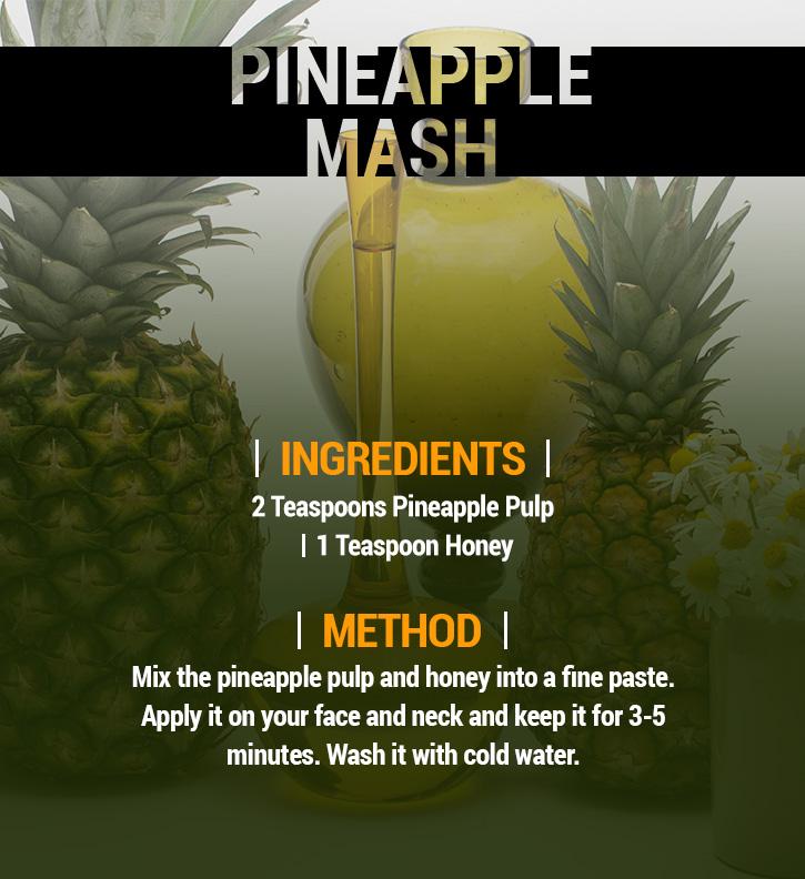 Pineapple Mash