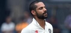 Dhawan Fails In Kolkata, Gets Trolled For Playing Ahead Of Gambhir