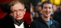 Stephen Hawking, Mark Zuckerberg, And Yuri Milner Launch A $100 Million Search For Aliens