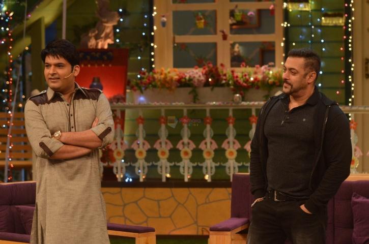 Salman, Kapil sharma