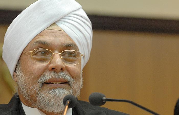 Chief Justice J S Khehar