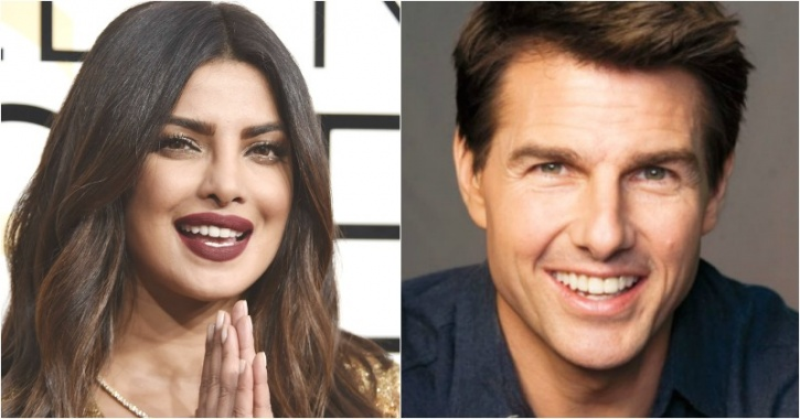 Image result for tom cruise priyanka chopra