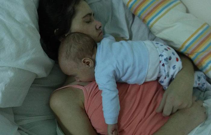 Gave Birth in Coma