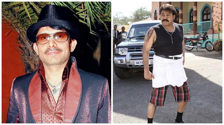 KRK and Mohan lal