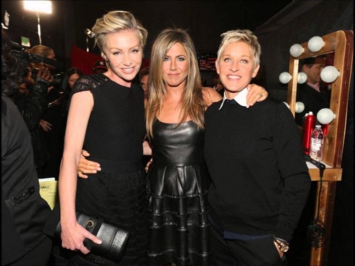 Portia and Ellen