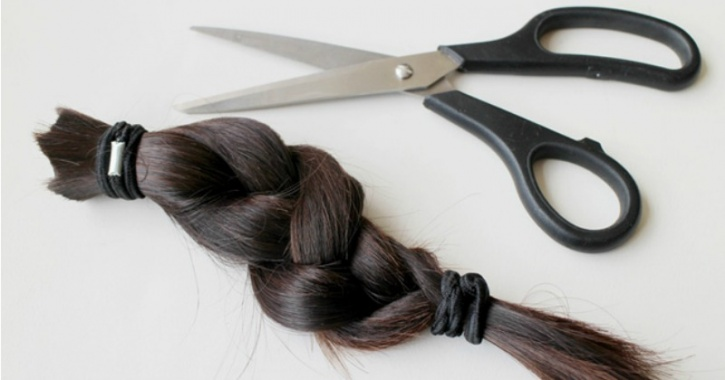 braid chopping off incident
