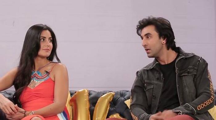 Ranbir mansplaining Katrina