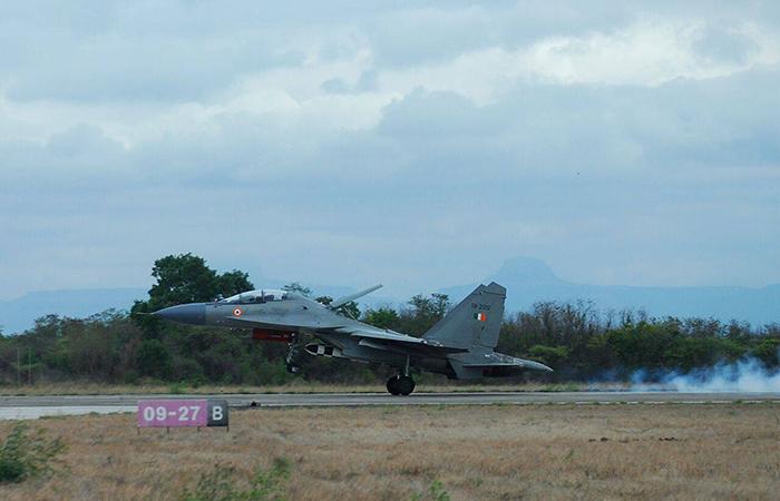 Sukhoi-30 Firing Brahmos
