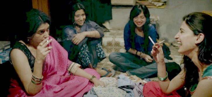 Image result for Lipstick Under My Burkha
