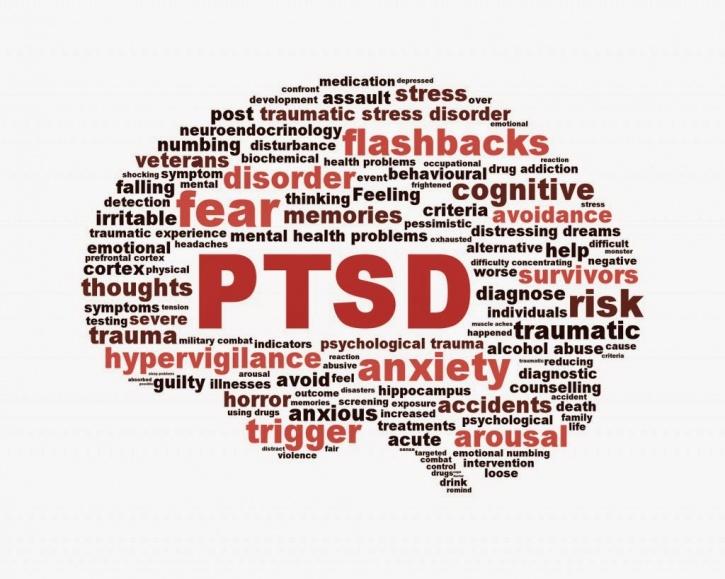 PSTD findings