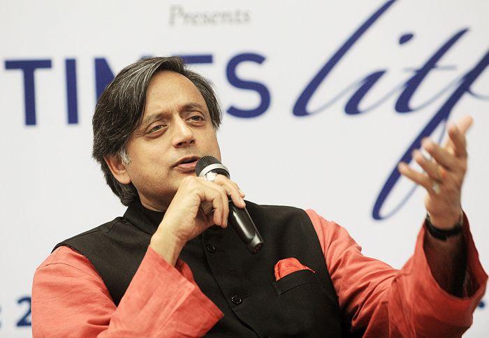 Shashi Tharoor,