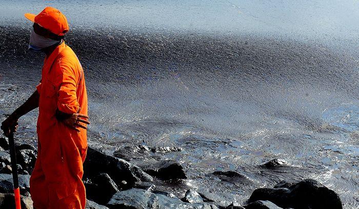 Chennai oil spill BCCL