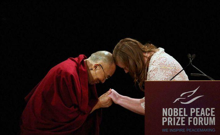 Dalai Lama Nobel Prize