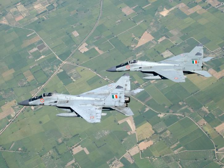 Indian Air Force Mig 29
