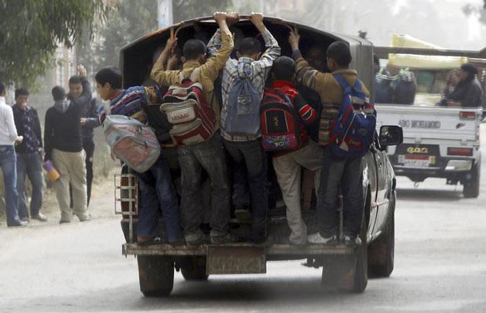 Long Journey To School