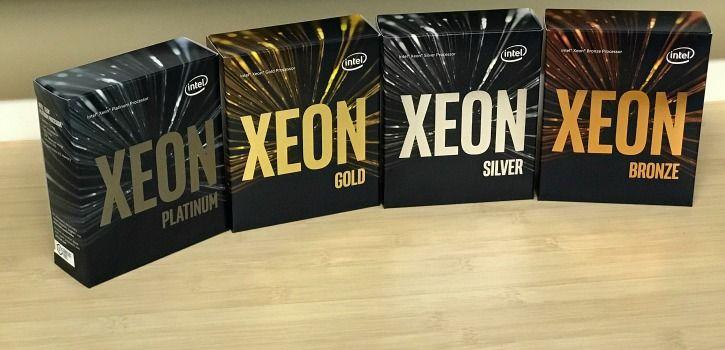 Intel Xeon Scalable Processor SKU