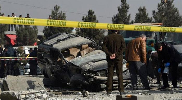 afghanistancar bomb blast