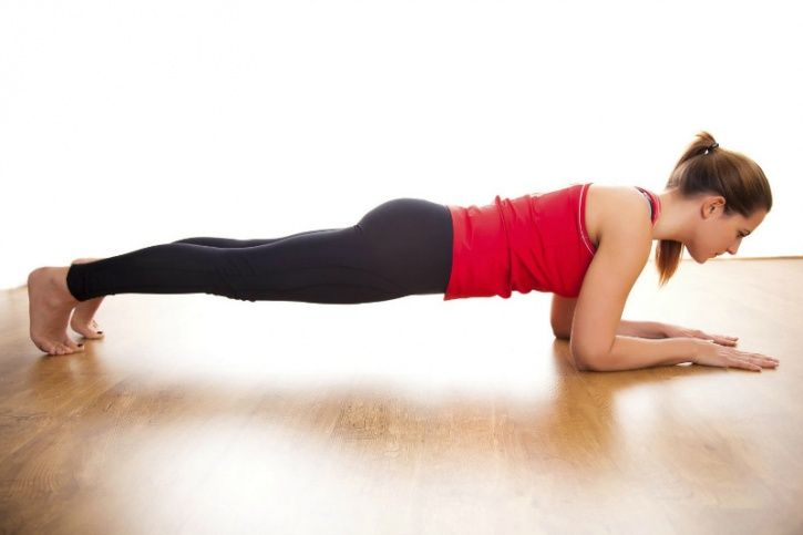 For an exercise this simple the plank has too may benefits to not perform from wherever you are. All you needed is your own bodyweight and enough space to get down on all your fours at the length of your body