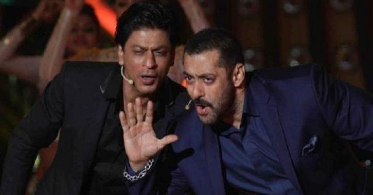 SRK, Salman Khan